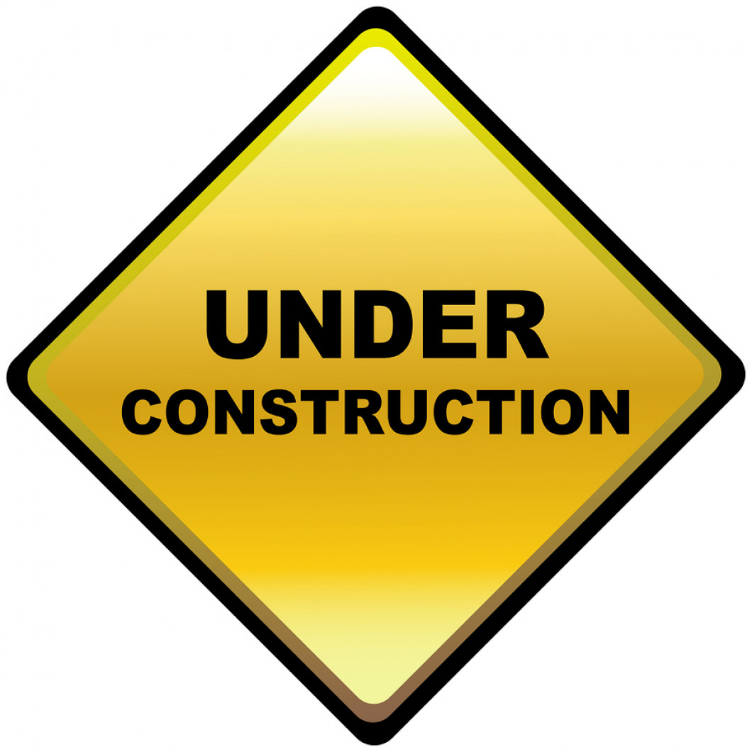 construction and road work currently underway - expect delays on certain routes