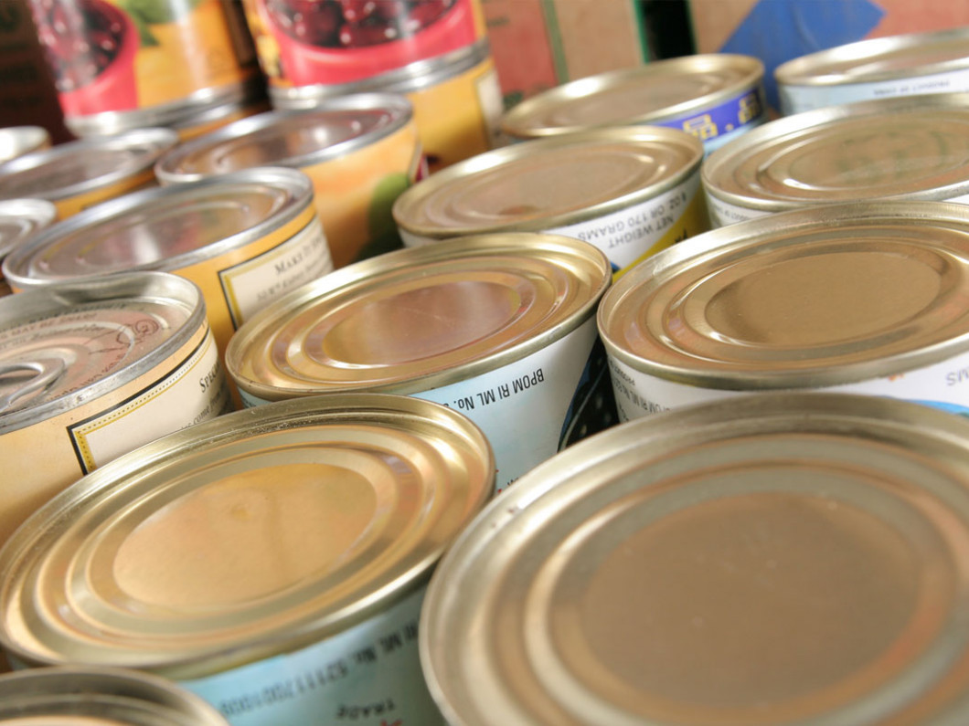 Donate to the Zumbro Valley Food Shelf at South Troy Wesleyan Church