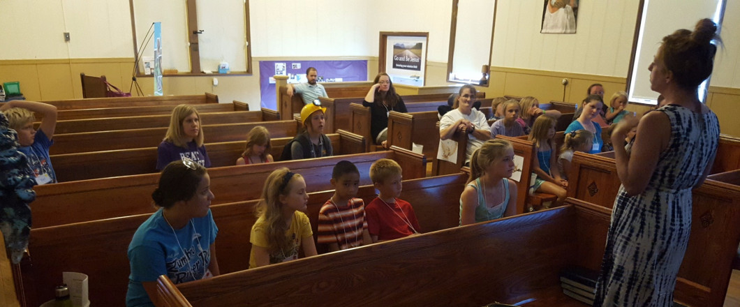Children Ministries Wednesday beginning at 6pm